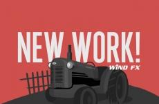 Wind FX- Website & illustration