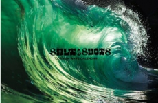 Saltshots Surf Photography Cornwall Calendar Design