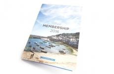Visit Cornwall Brochure Design